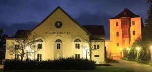 Schlosstheater Ballenstedt Foto: PA/ZB